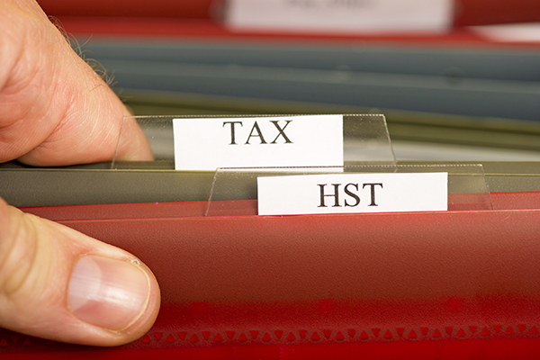 Tax HST Registration